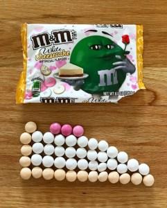 White Cheesecake M&M's