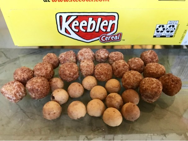 Kellogg's Keebler Cereal