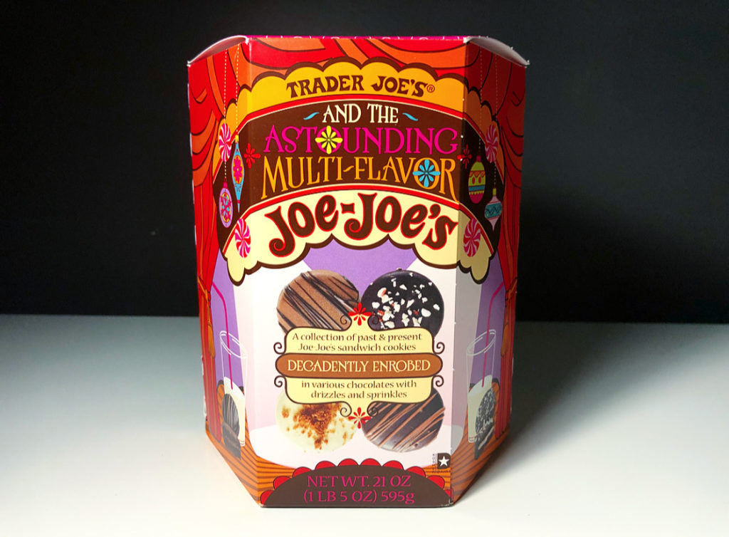 REVIEW: Trader Joe's and the Astounding Multi-Flavor Joe-Joe's