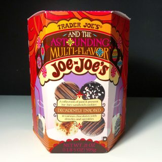 Trader Joe's and the Astounding Multi-Flavor Joe-Joe's