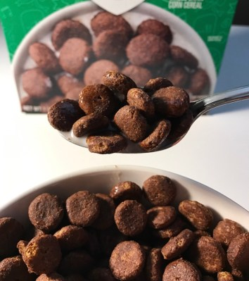General Mills Girl Scouts Thin Mints Cereal