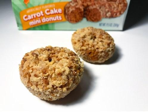Hostess Carrot Cake Donettes