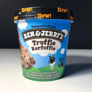 Ben & Jerry's Truffle Kerfuffle