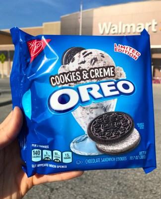 Nabisco Cookies & Creme Oreos