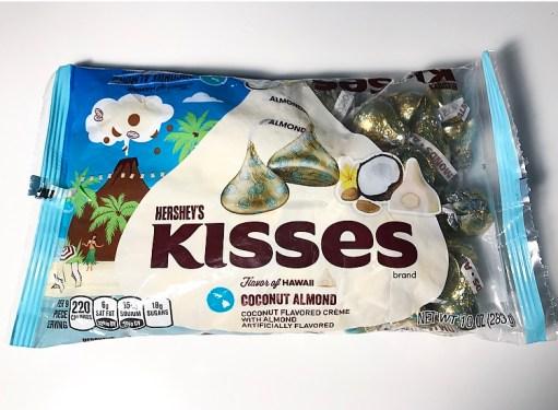 Hershey's Coconut Almond Kisses (Flavor of Hawaii)