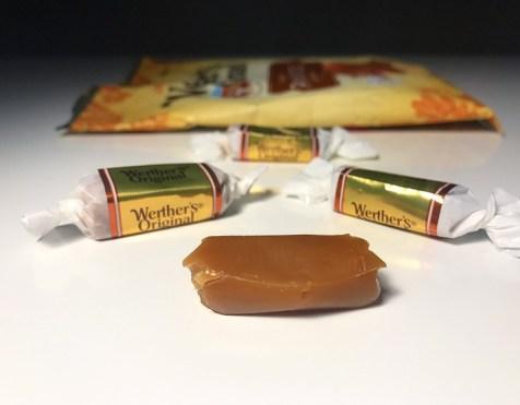 Werther's Pumpkin Spice Soft Caramels