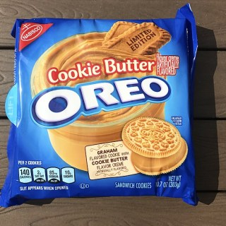 Nabisco Cookie Butter Oreos