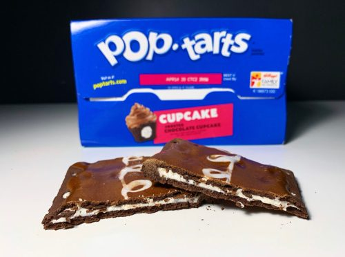 Kellogg's Chocolate Cupcake Pop Tarts
