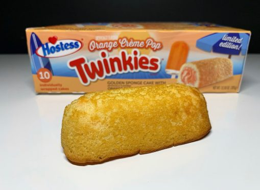 Hostess Orange Creme Pop Twinkies