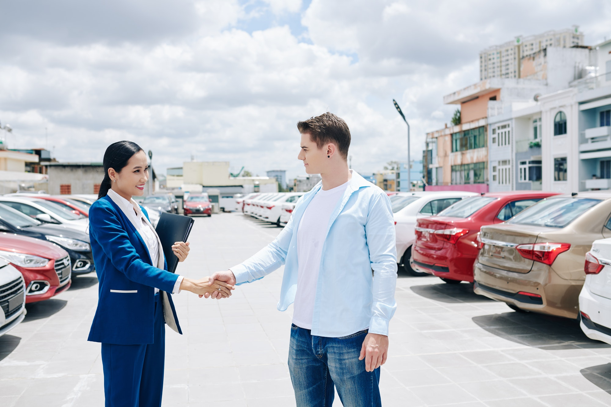 Buying A Vehicle For Your Business: A Guide