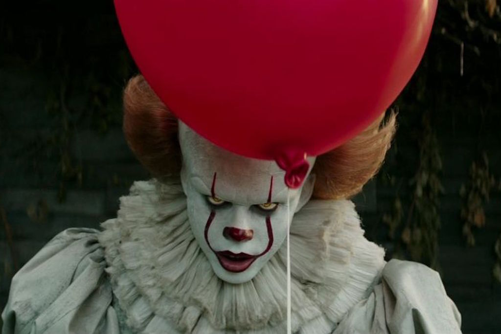 it movie review it