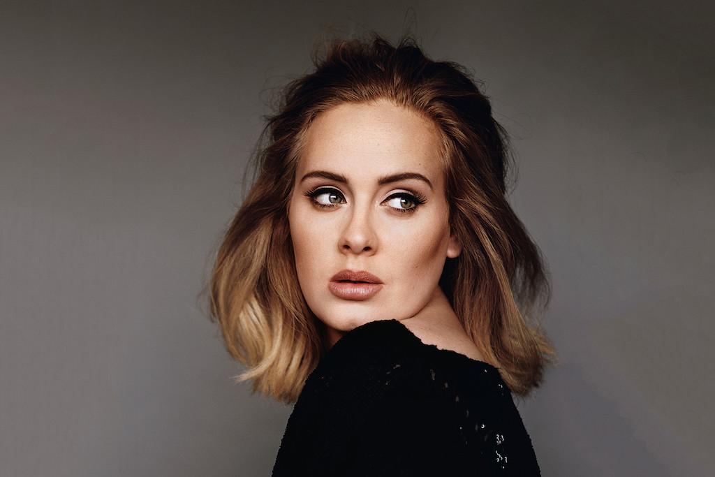 Adele Divorce Break Up Album Photo