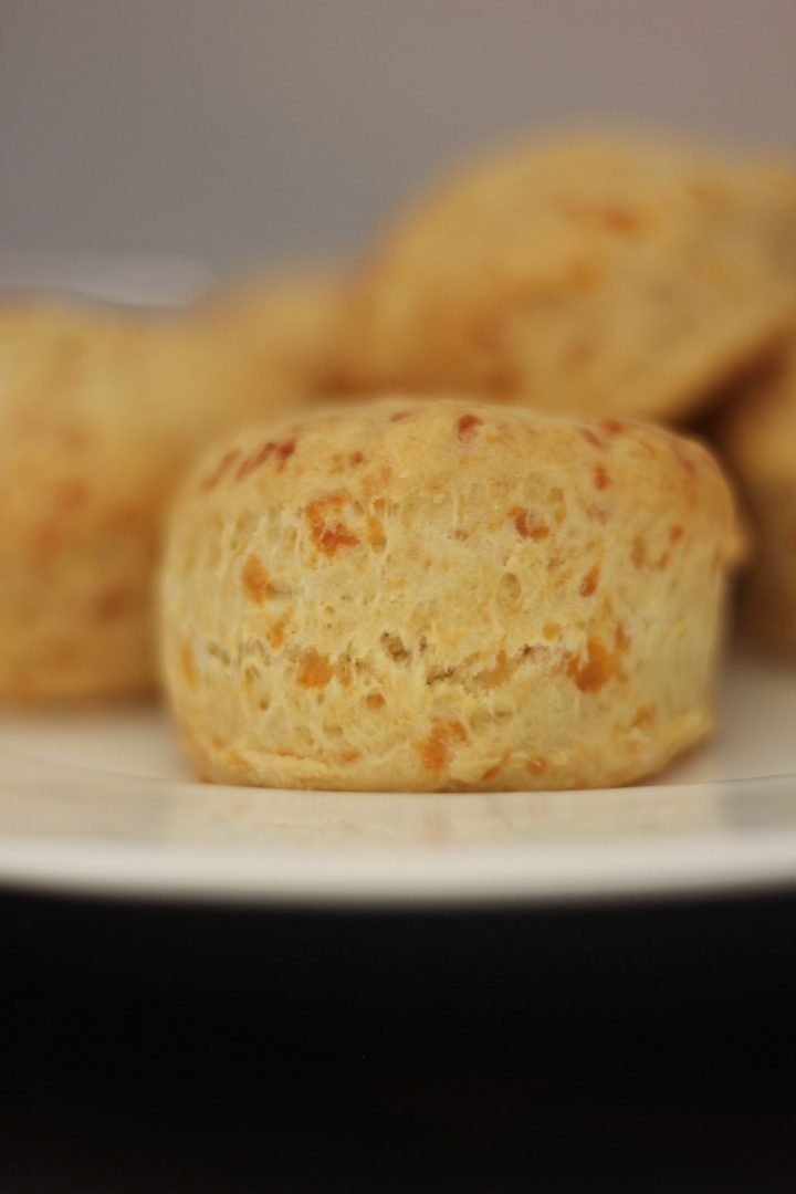 Beer Cheese Biscuits