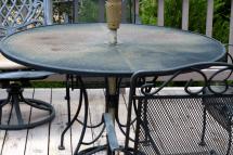 piedmont metal patio furniture