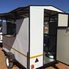 Kitchen Trailers Decorative Step Stools Brand New Mobile For Sale At Good Rates Junk Mail