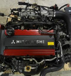jdm mitsubishi lancer evo 8 engine jdm 4g63 evo viii differential brembo junk mail [ 1536 x 1152 Pixel ]