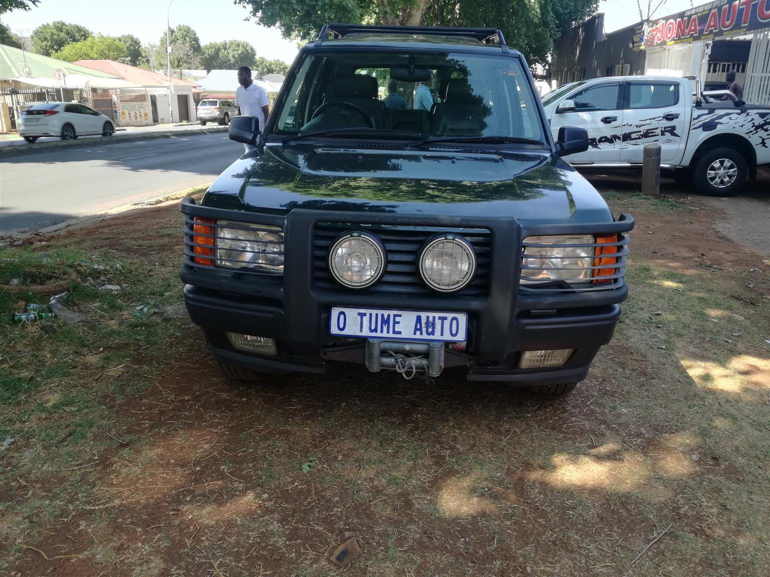 hight resolution of 1999 land rover range rover range rover 4 4 sd v8 autobiography