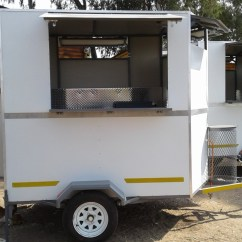 Kitchen Trailers Grohe Faucet Repair Custom Made Vending Trailer Food Mobile Catering