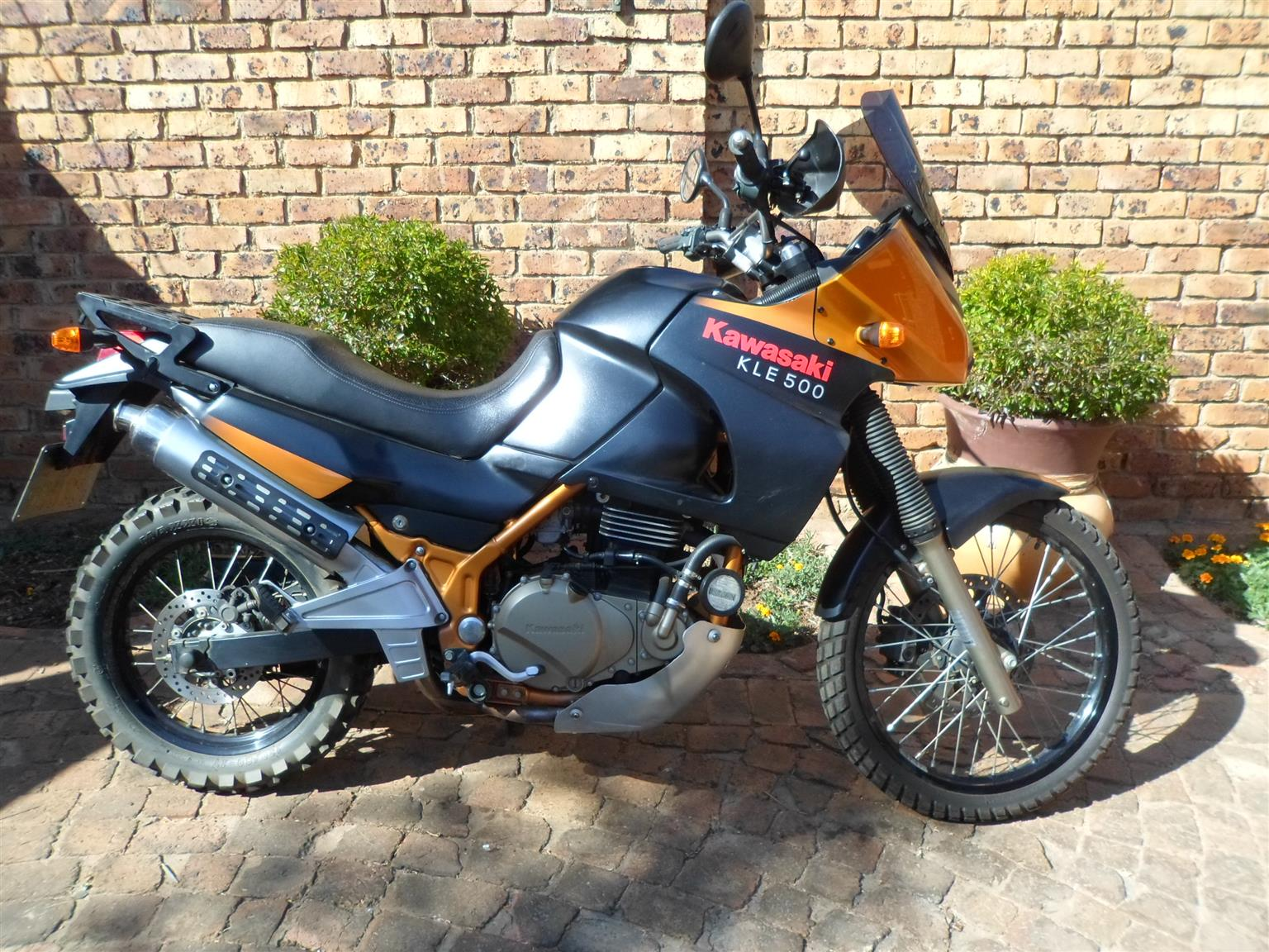 hight resolution of 2005 kawasaki kle