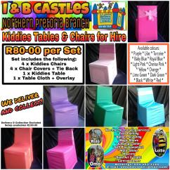 Kiddies Chair Covers For Hire In Durban Best Patio Chairs Omo The Clown And Friends Junk Mail