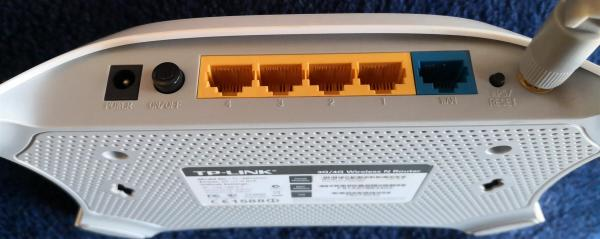 Tp-link 3g 4g Wireless Router Junk Mail