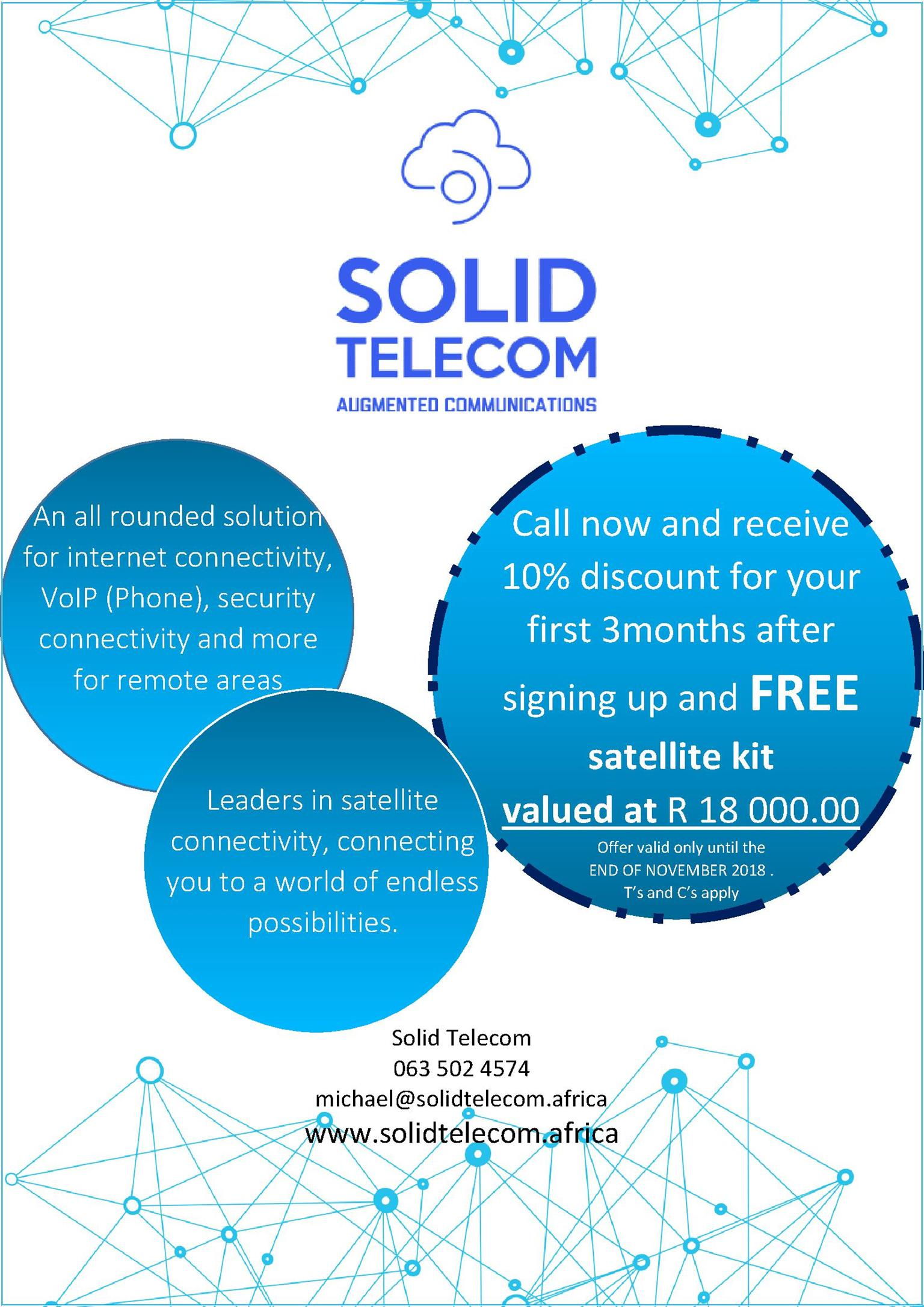 hight resolution of satellite internet connectivity voip phone solutions