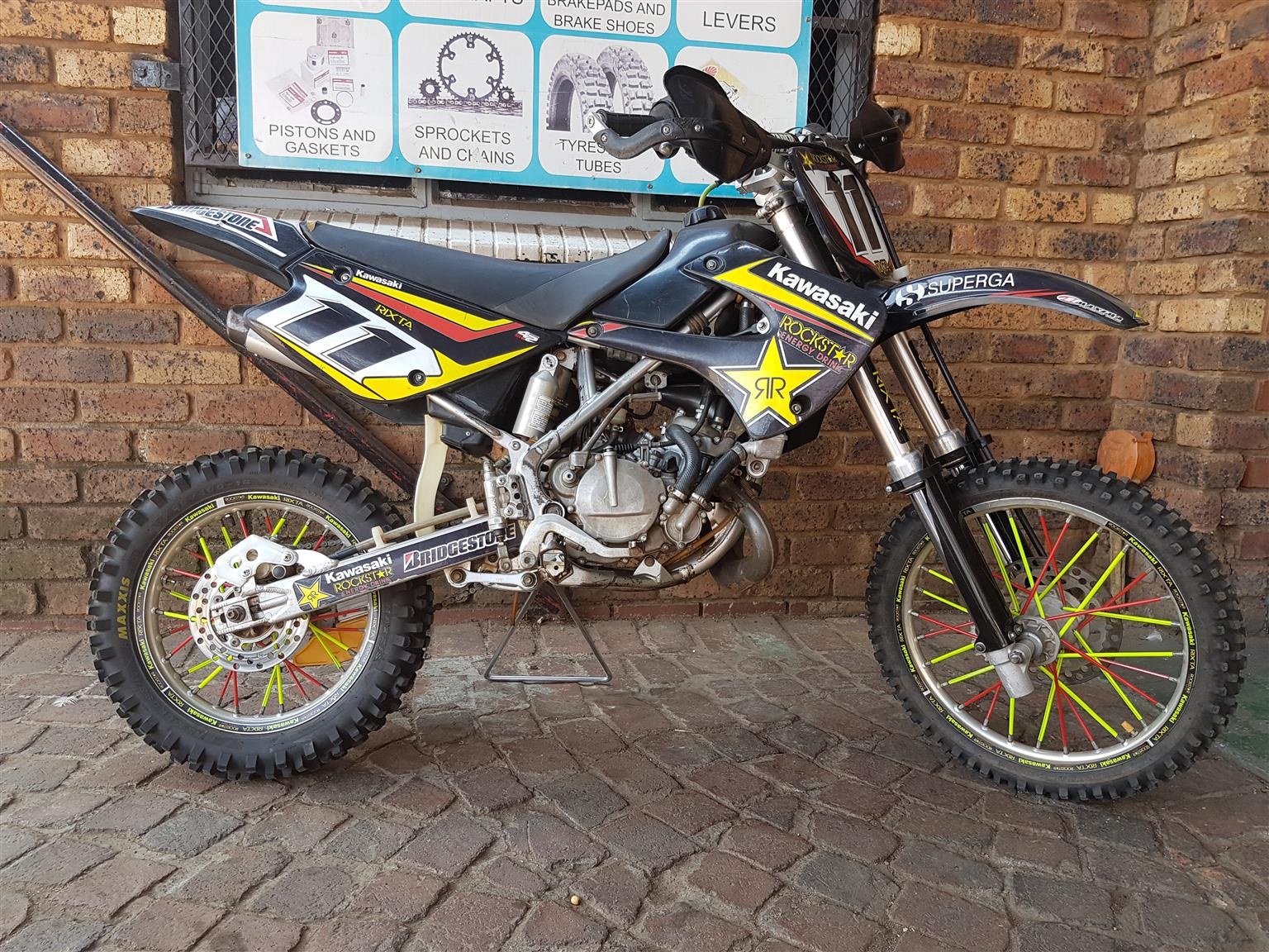 hight resolution of 2005 kawasaki kx