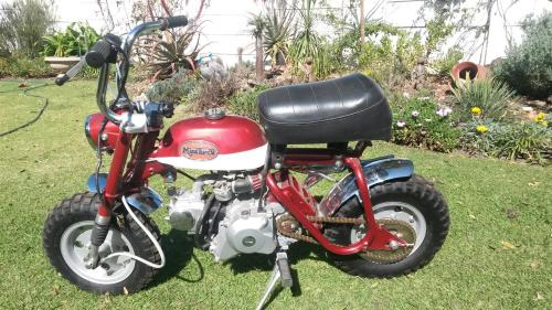 small resolution of honda classic monkey bikes