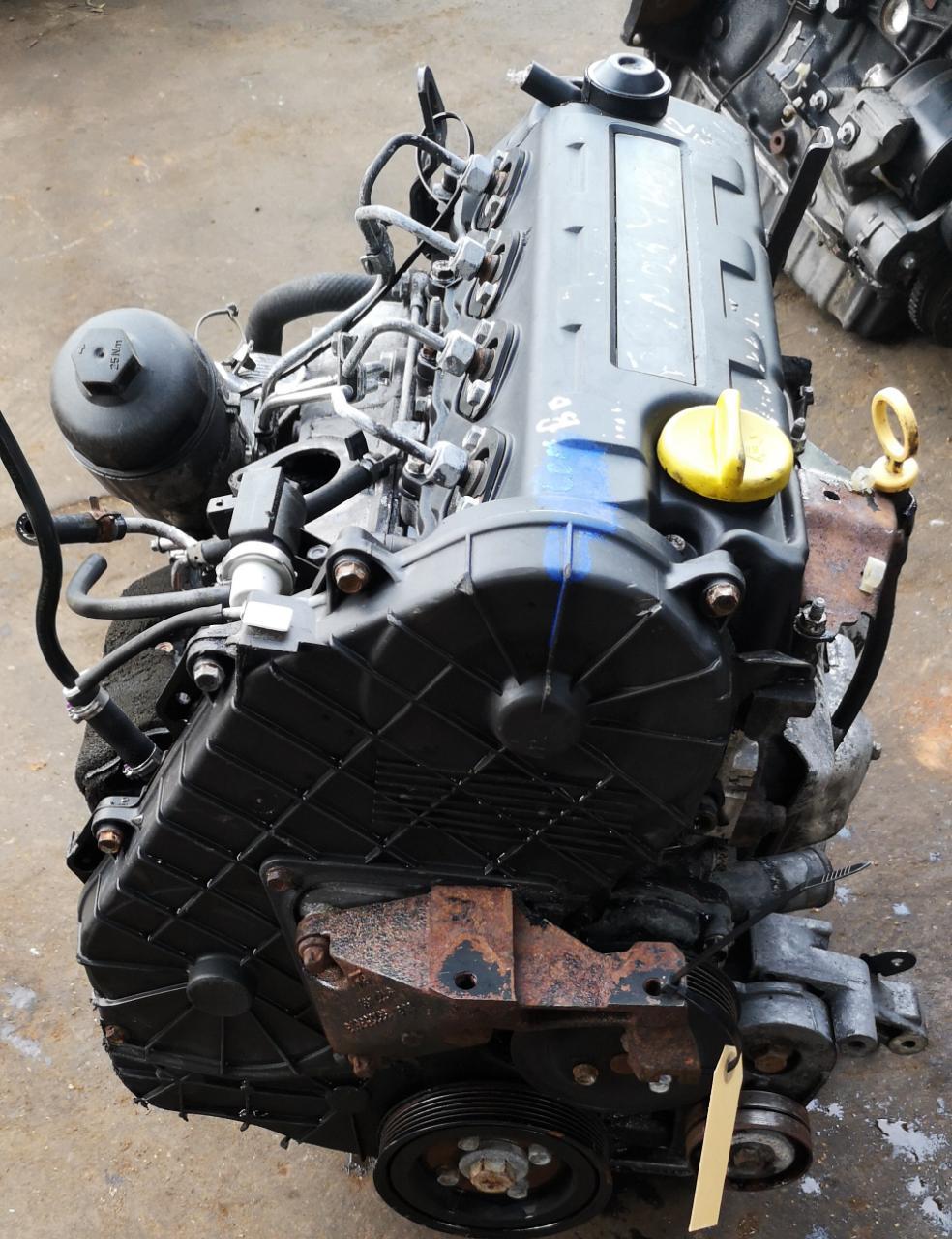 hight resolution of opel corsa gamma 1 7 diesel 16v y17dti engine o