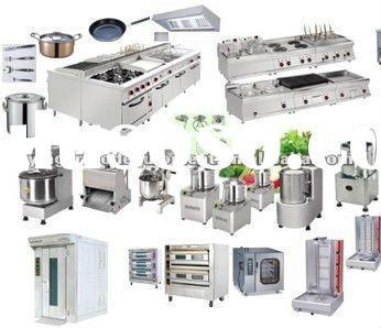 kitchen equipment list pre assembled cabinets online large and their uses appliances cover restaurant