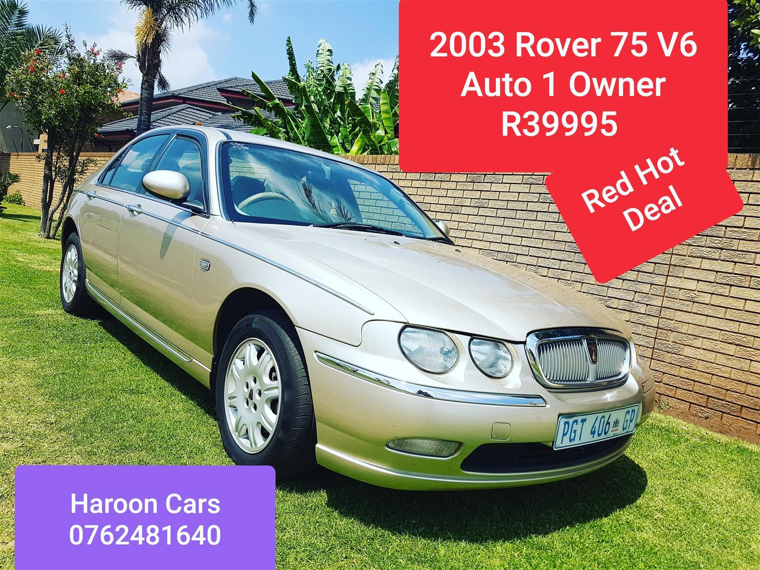 hight resolution of 2003 rover 75 2 5 v6 tourer connoisser se