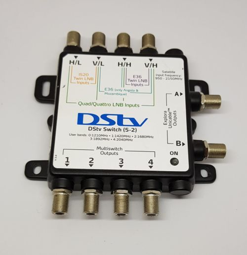 Dstv Extra View Connection Diagram Share The Knownledge