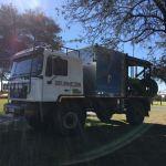 Man 4x4 Camper Truck Junk Mail