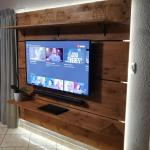 Floating Tv Wall Unit Handmade And Sturdy Junk Mail