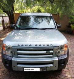 2007 land rover discovery 3 v8 hse [ 1536 x 2048 Pixel ]