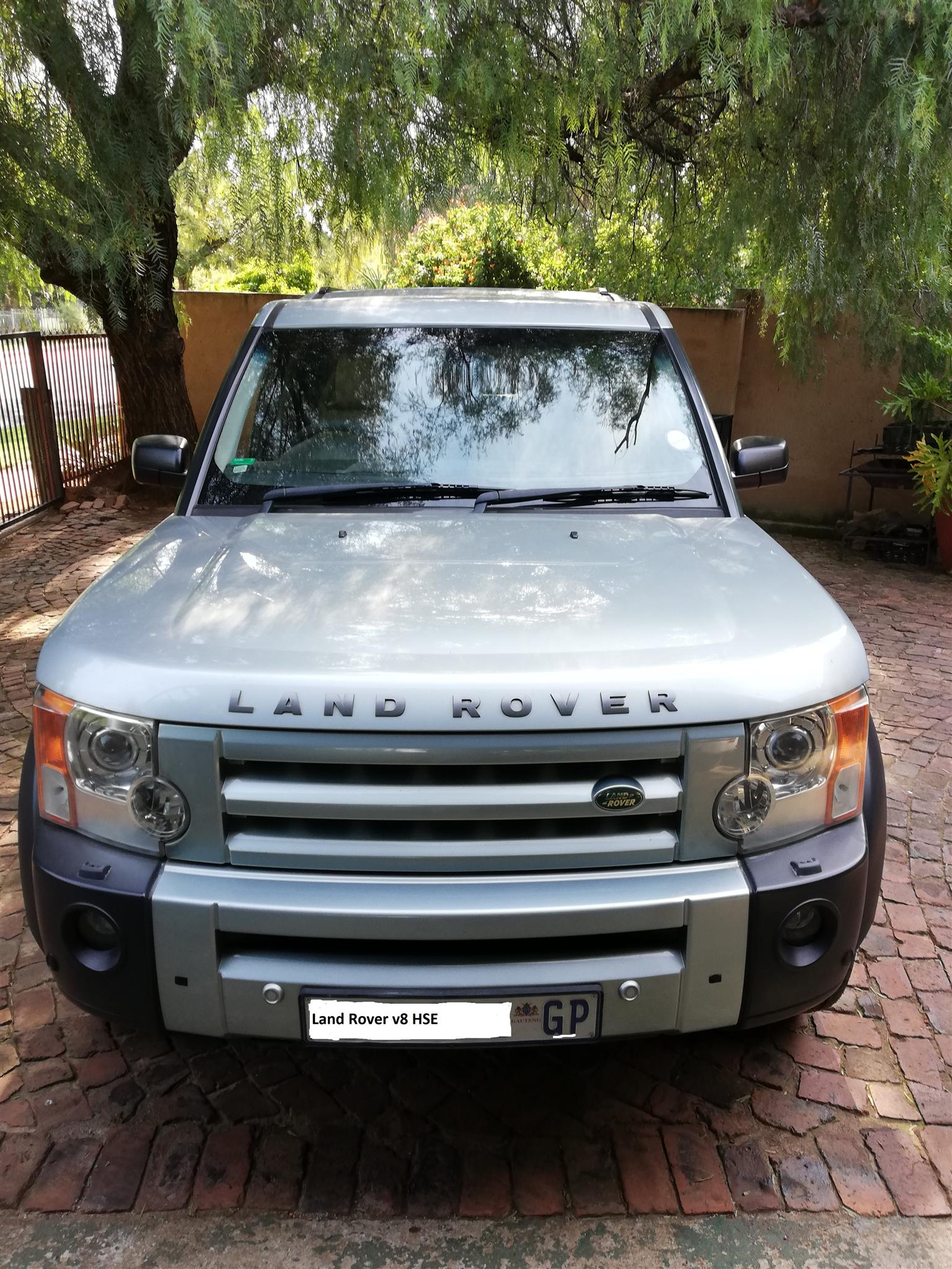 hight resolution of 2007 land rover discovery 3 v8 hse