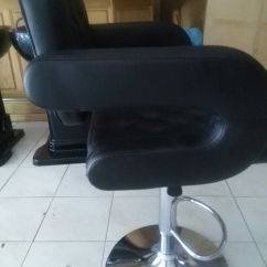 Salon Chairs For Sale Gym Chair Barber Antique Equipment Junk Mail