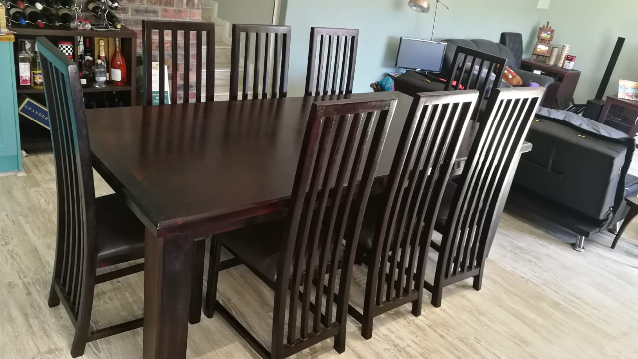 8 Chair Dining Set 8 Seater Dining Set Junk Mail