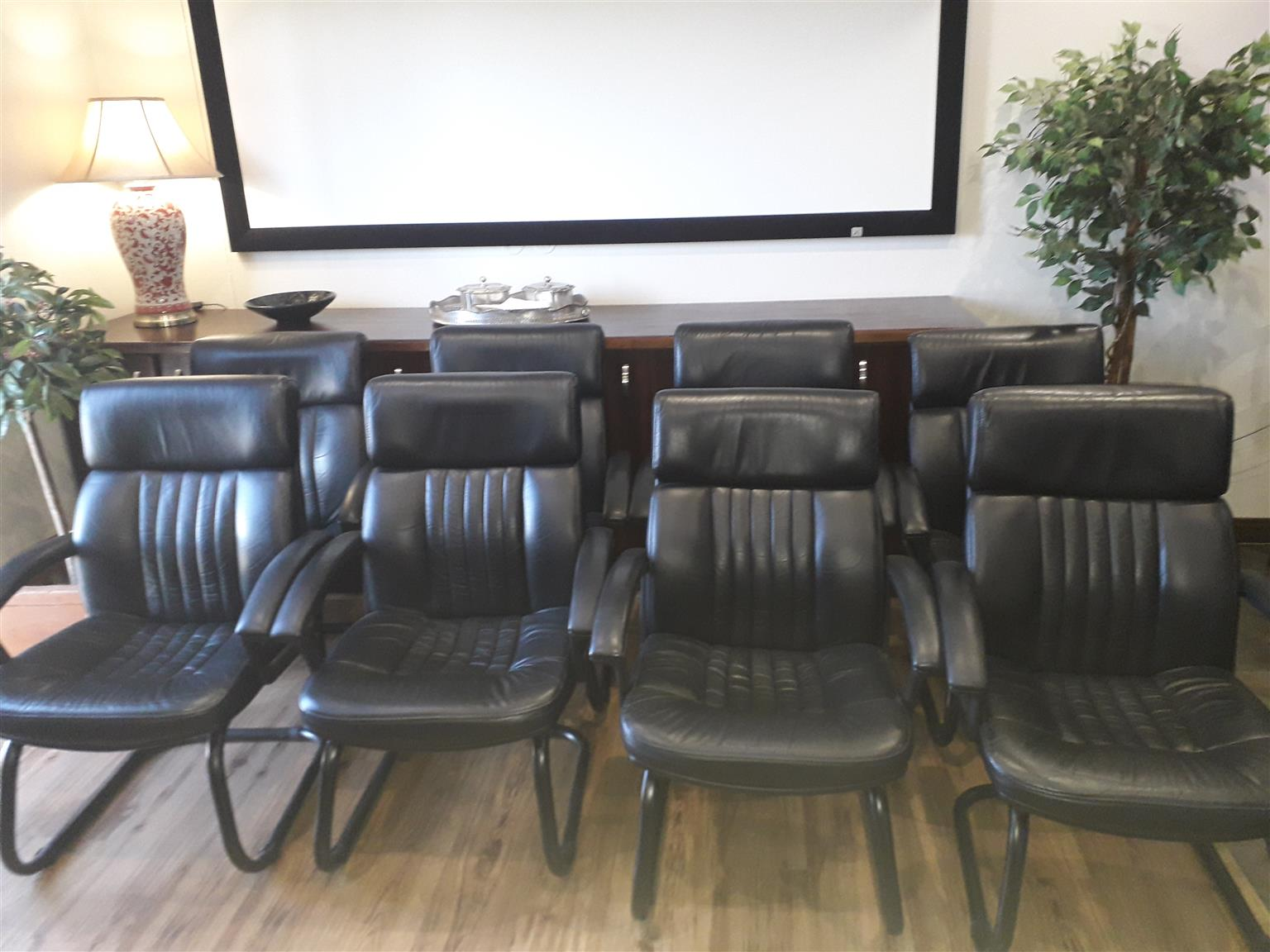 Boardroom Chairs X8 Boardroom Chairs