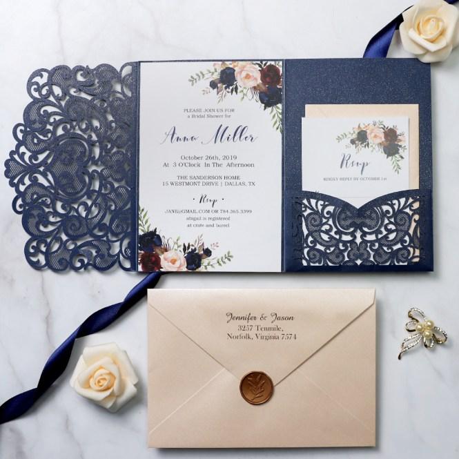 Pro Weddding Invites Personalized