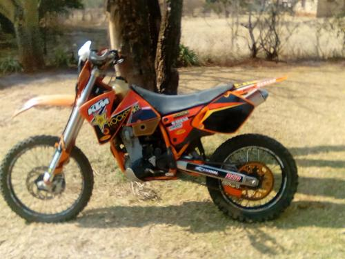 small resolution of 2001 ktm 520 exc