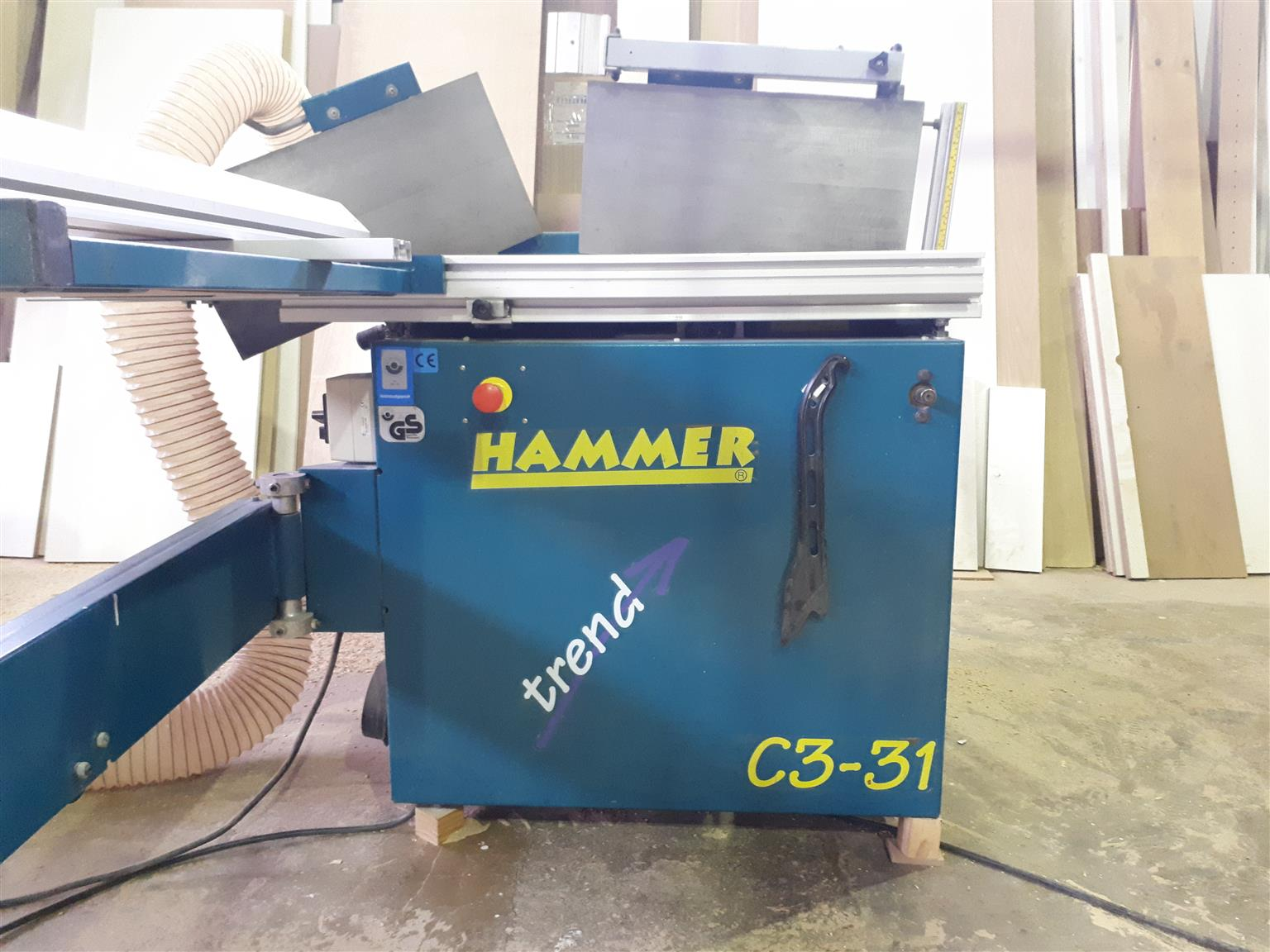 Hammer Combination Machine For Sale