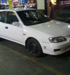 1998 nissan sentra 1 6 acenta auto [ 1536 x 1152 Pixel ]