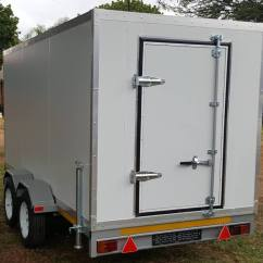 Kitchen Trailer Hot Pads X Max Fully Fitted Mobile Junk Mail