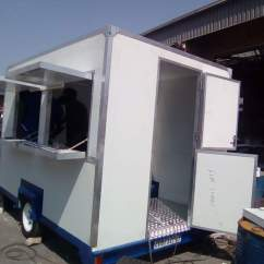 Mobile Kitchens Painting Ideas For Kitchen Fridge Trailers Junk Mail