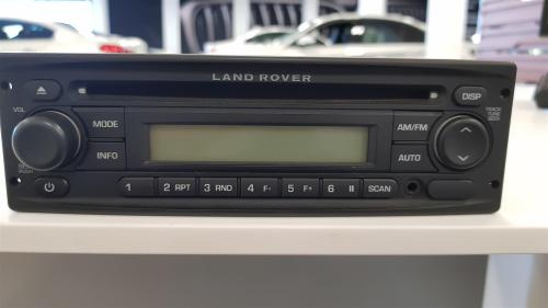 small resolution of land rover radio cd