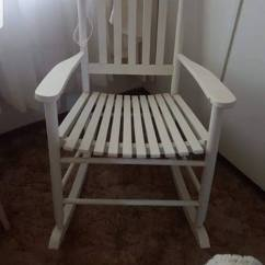 White Rocking Chairs For Sale Dining Chair Seat Replacement Junk Mail