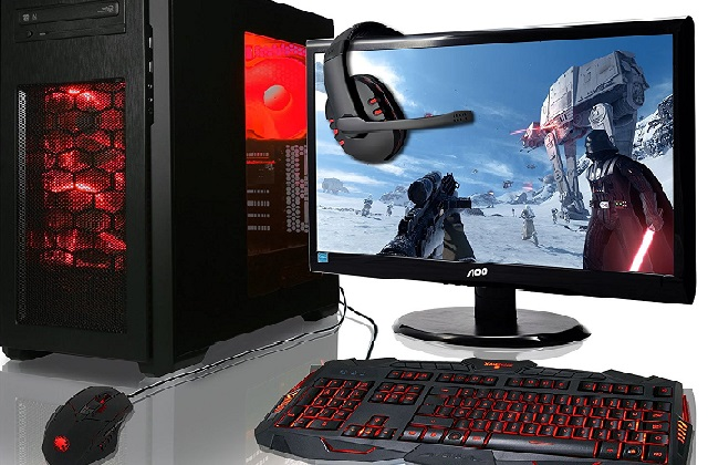 Top Gaming PC Ideal server for companies Brand new