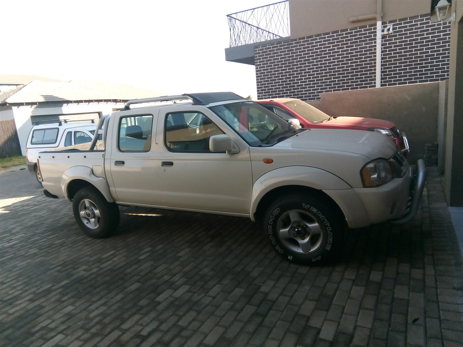 hight resolution of 2008 nissan hardbody 2 4 16v double cab 4x4 se