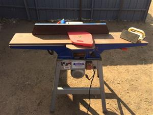 Diy Jointer Planer